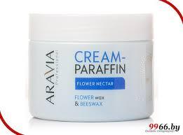 <b>Крем</b>-<b>парафин Aravia Professional Flower</b> Nectar: продажа, цена в ...