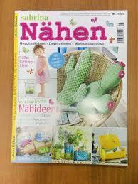 110096/21 Журнал <b>Burda BPV Medien</b> Sabrina Nahen оптом на ...