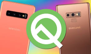 Galaxy S10 and Note <b>9</b> owners can already use one of Android <b>Q's</b> ...