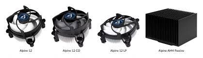 The New <b>Alpine</b> CPU <b>Coolers</b> from <b>ARCTIC</b> / <b>ARCTIC</b> Blog