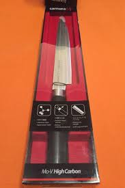 Обзор от покупателя на <b>Нож кухонный для нарезки</b> Samura Mo-V ...
