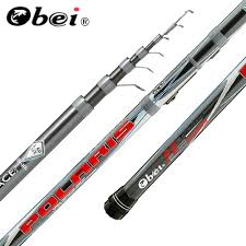 <b>Obei INTENSA Telescopic Portable</b> Bolo Fishing Rod 3.8 4.5 5.2m ...
