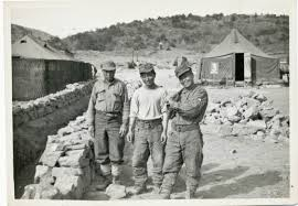 korean war the canadian encyclopedia members of the korean service corps 1953