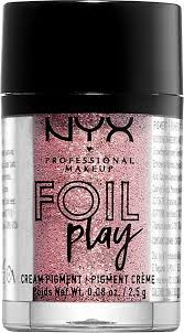 <b>NYX Professional Makeup</b> Foil Play Cream Pigment Кремовые ...