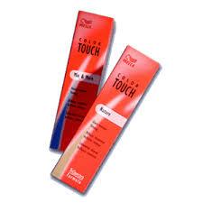 Оттеночная краска Wella <b>Color Touch</b> - «Самая мягкая ...