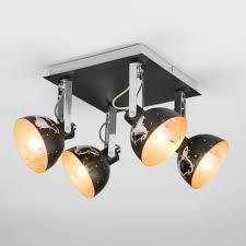 <b>20069/4 черный</b> Grunge <b>Eurosvet</b> Потолочный светильник с ...