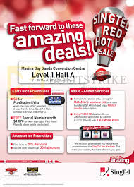 singtel early bird promotions playstation vita special it show 2013 price list image brochure of singtel early bird promotions playstation vita