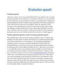 high school graduation speech writing tips  writing games for