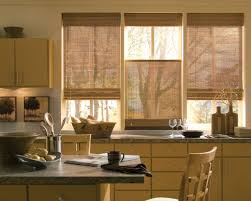 Large Kitchen Window Treatment 1000 Ideas About Kitchen Window Treatments On Pinterest Window
