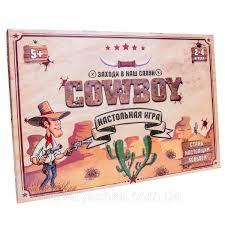 <b>Настольная игра</b> Ковбой, Заходи в наш Салун, <b>Cowboy</b> ...