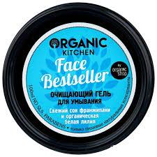 Купить Organic Shop <b>гель для умывания</b> очищающий <b>Face</b> ...