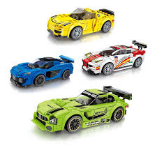 Aliexpress.com : Buy <b>Newest Technic</b> City Supercar <b>Racing car</b> ...