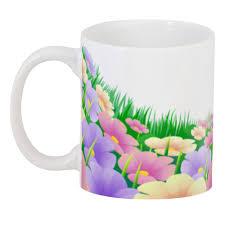 <b>3D кружка</b> Весенние цветочки #2642453 в Москве – купить <b>кружку</b> ...