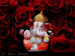 Nice god ganesh animation wallpaper