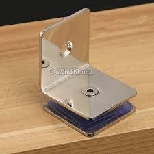 HOT 8PCS/<b>lot 304</b> Stainless Steel Frameless Shower Glass Clamps ...