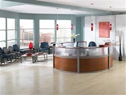 modern reception furniture configuration arrange office furniture