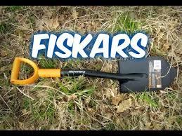 <b>Fiskars</b> лучшая <b>лопата штыковая укороченная</b> - YouTube