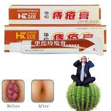 <b>Hua Tuo Hemorrhoids Ointment</b> Vietnam Hemorrhoids Cream ...