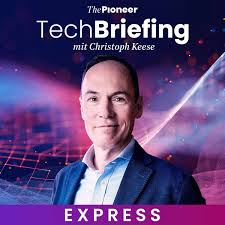 Das Tech Briefing Express — mit Christoph Keese