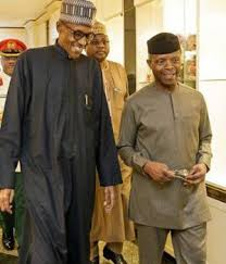 Image result for Vice president Yemi Osinbajo to continue as acting president