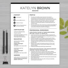 teacher resume templates are designed specifically with educators in mind all templates are are loaded teacher resume templates