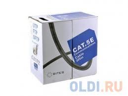 <b>Кабель 5bites</b> LIGHT FS5400-305S, <b>FTP</b>, 4 пары, одножильный ...