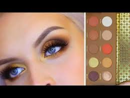 <b>Zoeva Caramel Melange</b> Palette / Swatches & Makeup Look ...
