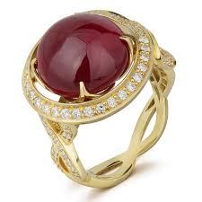 <b>Кольцо с рубином и</b> бриллиантами, арт. 37132000000 — купить ...