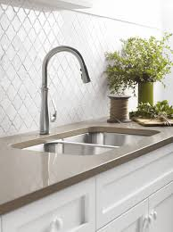 modern kitchen faucets luxury home design