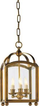 visual comfort chart house mini arch top lantern in polished nickel chc3420pn visual comfort lighting lights visual comfort visual comfort lighting bell jar lighting fixtures