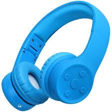 Picun <b>Kids Bluetooth Headphones</b> Safe Volume Limited 85dB 15 ...