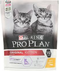 """<b>Корм сухой</b> для котят <b>Pro</b> Plan """"Junior"""", с курицей, 400 г — купить ..."""