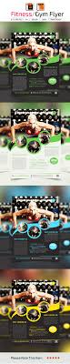 fitness gym flyer template flyer template templates and sports fitness gym flyer template sports events