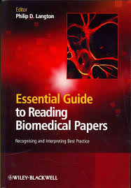 reading critically and interpreting literature Term Paper   need     Guide to Reading Biomedical Papers  Recognising and Interpreting