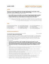 digital s planner resume social media resume examples social media resume sample s digital s planner