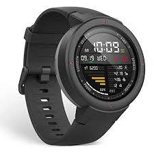 <b>Amazfit Verge</b> Phone Call Smart Watch with Alexa-Built in(Gray ...