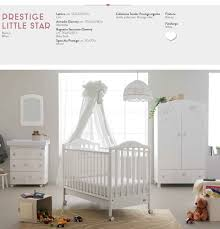 italian baby furniture manufacturer pali my living ltd cot classic design white prestige little star by baby nursery baby nursery furniture designer
