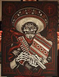 Resultado de imagem para the mexican revolutionary, art