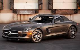 First Test: 2012 <b>Mercedes</b>-<b>Benz SLS AMG</b>