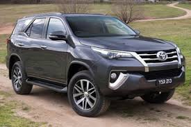 Купить автоаксессуары для Toyota Fortuner (2017 - Crosstrade.<b>ru</b>