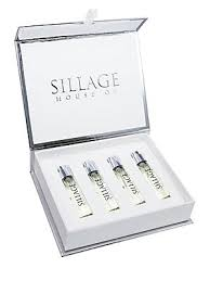 <b>House of Sillage</b> - Silver <b>Love</b> Is In the Air Travel Spray Refill Set ...