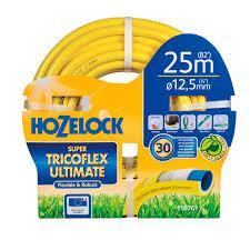 <b>Шланг для полива HOZELOCK</b> Super Tricoflex 1/2 дюйма 25 м ...