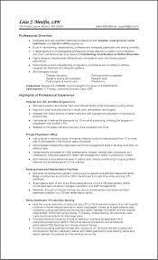 lpn resume objective samples licensed sample lpn resume objective