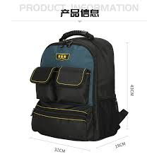 <b>1PC</b> Worksite <b>Tool</b> Backpack with Laptop Sleeve <b>Tool</b> Bags ...