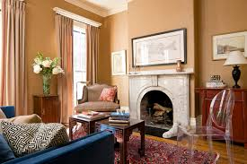 row house interiors living room eclectic living room idea in boston with beige walls and a charming eclectic living room ideas
