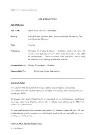 cover letter s executive job responsibilities s executive cover letter automotive s job description new car manager s executive job responsibilities large size