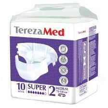 <b>Подгузники TerezaMed Super</b> 10 шт. - купить , скидки, цена ...