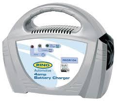 <b>Зарядное устройство Ring Automotive</b> RECB104 12В 4A <b>Charger</b> ...