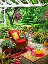 bright spring terrace and patio decor ideas bright ideas deck