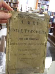 recent acquisitions harriet beecher stowe a key to uncle tom s cabin jewett 1853 soft cover 295